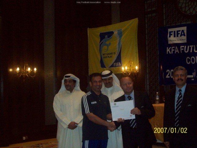 100_دورة فوتورو 3 في الكويت
