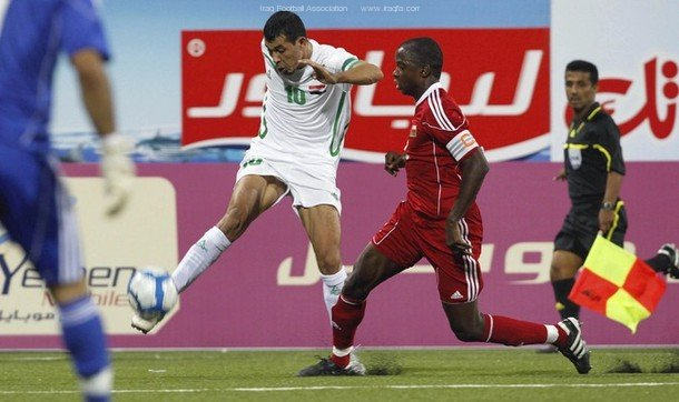العراق و عمان