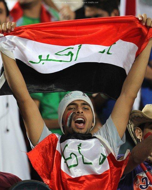 أحد مشجعي المنتخب الوطني