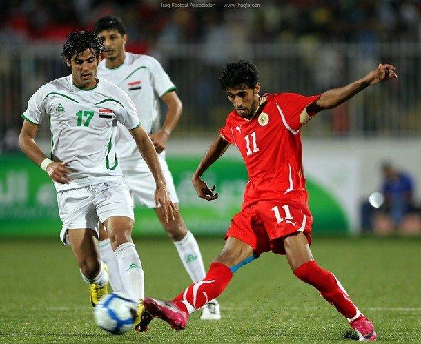 اللاعب علاء عبد الزهرة