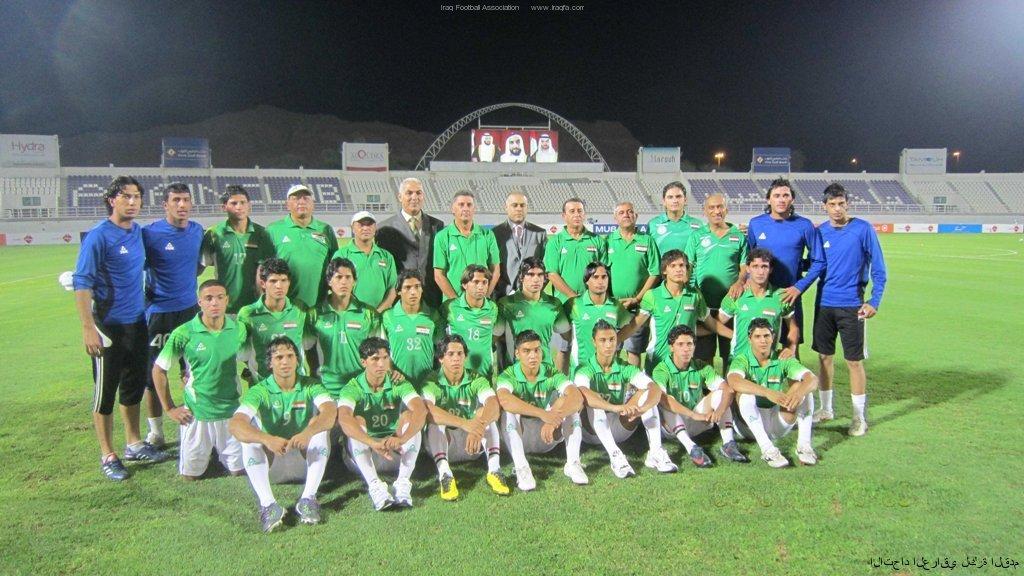 منتخب شباب العراق