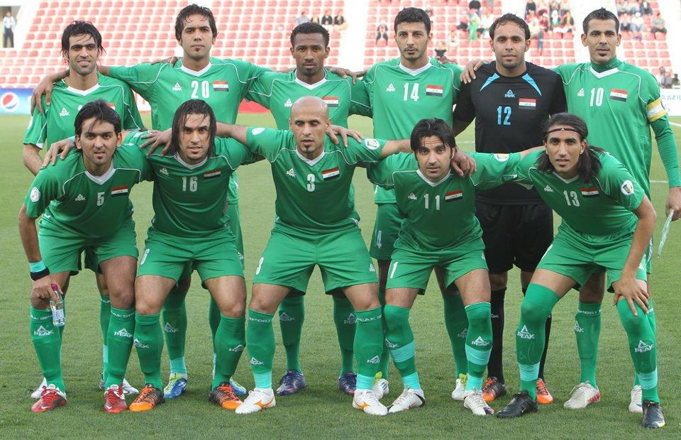 مباراة العراق و سنغافورة